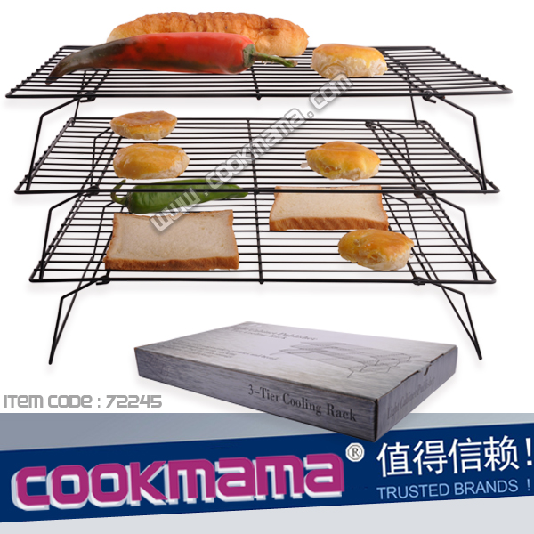 Non-Stick 3-TIER COOLING RACK