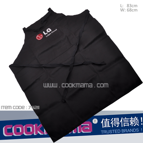 Cotton BBQ apron